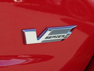 2016 Holden Commodore VF II SS-V Red 6 Speed Manual Sedan