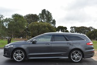 2018 Ford Mondeo MD 2018.25MY Titanium PwrShift Charcoal 6 Speed Sports Automatic Dual Clutch Wagon