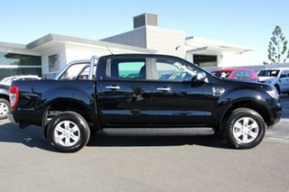 2019 Ford Ranger PX MkIII 2019.00MY XLT Pick-up Double Cab Shadow Black 10 Speed Sports Automatic.