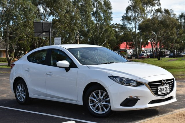 Used Mazda 3 BM5276 Neo SKYACTIV-MT, 2015 Mazda 3 BM5276 Neo SKYACTIV-MT White 6 Speed Manual Sedan