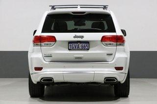 2015 Jeep Grand Cherokee WK MY15 Summit (4x4) White 8 Speed Automatic Wagon