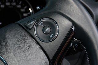 2018 Honda HR-V MY18 RS Ruse Black 1 Speed Constant Variable Hatchback