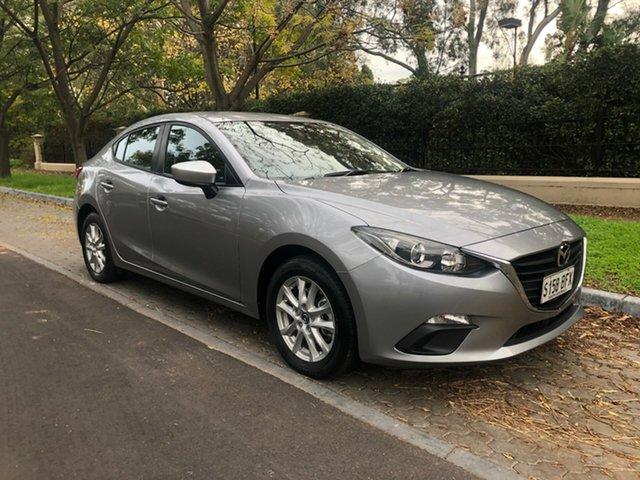 Used Mazda 3 BM5278 Neo SKYACTIV-Drive, 2015 Mazda 3 BM5278 Neo SKYACTIV-Drive Silver 6 Speed Sports Automatic Sedan