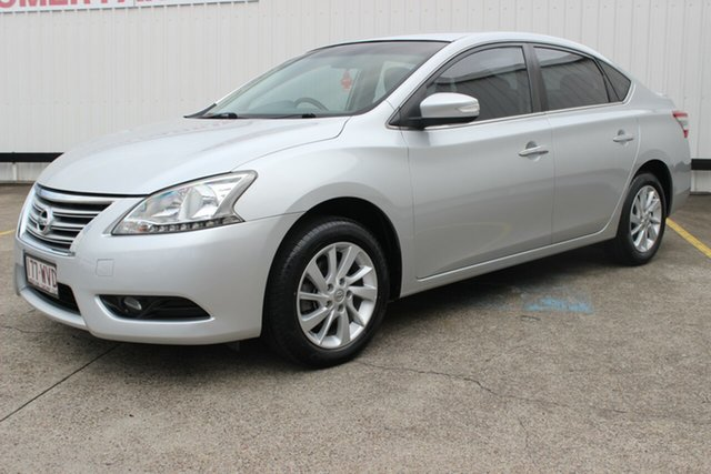 Used Nissan Pulsar B17 ST-L, 2013 Nissan Pulsar B17 ST-L Silver 1 Speed Constant Variable Sedan
