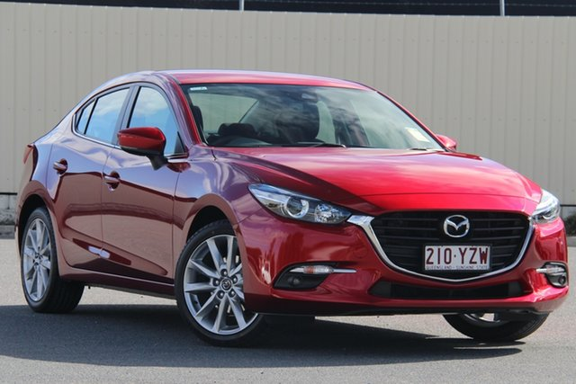 Demo Mazda 3 BN5238 SP25 SKYACTIV-Drive, MAZDA3 M 6AUTO SEDAN SP25