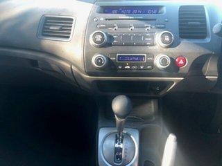 2008 Honda Civic 8th Gen MY08 VTi-L White 5 Speed Automatic Sedan