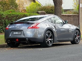 2019 Nissan 370Z Z34 MY18 Gun Metallic 7 Speed Sports Automatic Coupe.
