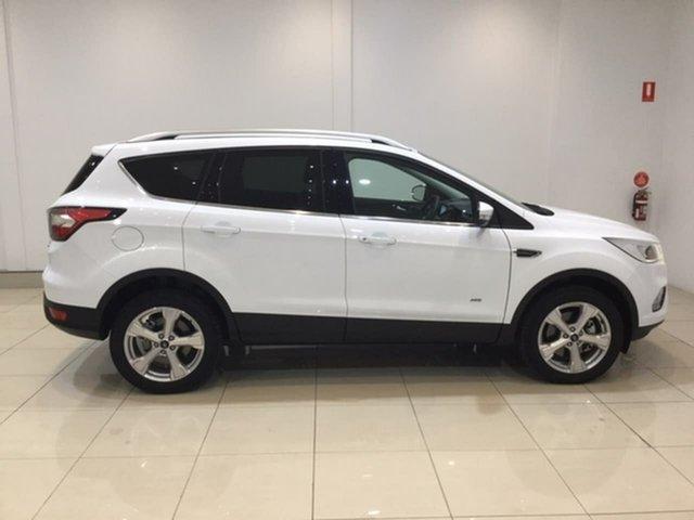 Used Ford Escape ZG 2018.75MY Trend PwrShift AWD, 2018 Ford Escape ZG 2018.75MY Trend PwrShift AWD White 6 Speed Sports Automatic Dual Clutch Wagon