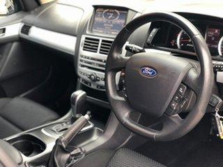 2012 Ford Falcon FG MkII XR6 6 Speed Sports Automatic Sedan.