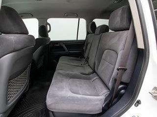 2014 Toyota Landcruiser VDJ200R MY13 GX (4x4) White 6 Speed Automatic Wagon