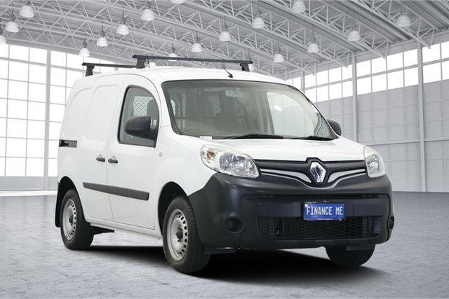 Used Renault Kangoo F61 Phase II , 2016 Renault Kangoo F61 Phase II White 5 Speed Manual Van