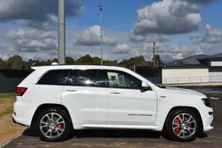 2013 Jeep Grand Cherokee WK MY2014 SRT White 8 Speed Sports Automatic Wagon.