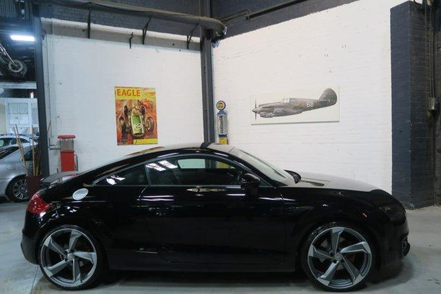 Used Audi TT 8J MY11 , 2011 Audi TT 8J MY11 Black 6 Speed Manual Coupe