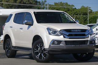2020 Isuzu MU-X MY19 LS-U Rev-Tronic 4x2 Silky White 6 Speed Sports Automatic Wagon.