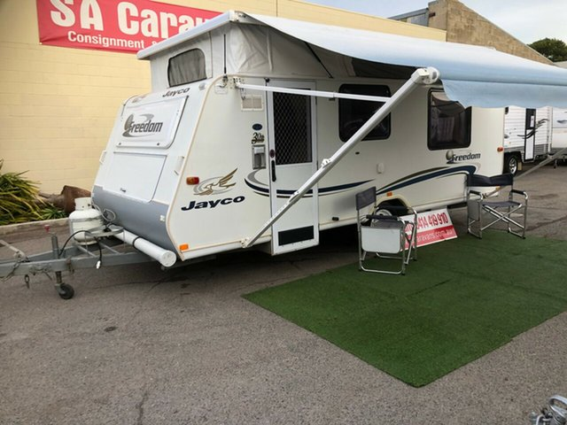 Used Jayco   , 2005 Jayco Freedom 16 with Air Conditioning Pop Top