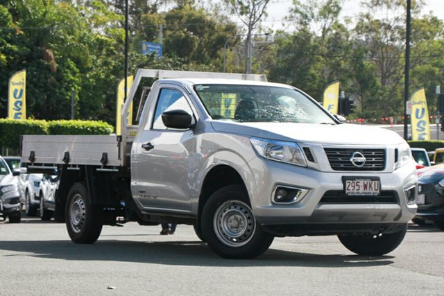 Used Nissan Navara D23 DX 4x2, 2016 Nissan Navara D23 DX 4x2 Silver 6 Speed Manual Cab Chassis