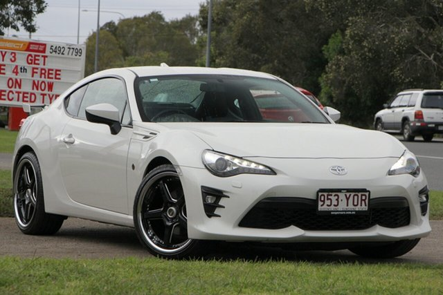 Used Toyota 86 ZN6 GTS, 2017 Toyota 86 ZN6 GTS White 6 Speed Manual Coupe