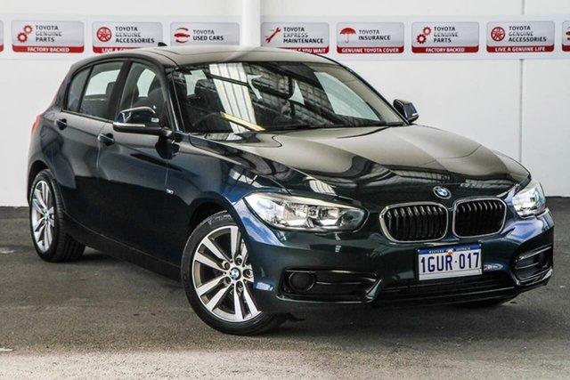 Used BMW 118i F20 LCI Sport Line, 2015 BMW 118i F20 LCI Sport Line 8 Speed Automatic Hatchback