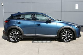 2019 Mazda CX-3 DK MY19 Akari (AWD) Eternal Blue 6 Speed Automatic Wagon