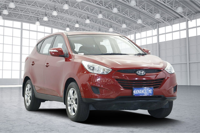 Used Hyundai ix35 LM MY12 Active, 2012 Hyundai ix35 LM MY12 Active Red 5 Speed Manual Wagon