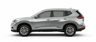 2019 Nissan X-Trail T32 Series II ST X-tronic 4WD Brilliant Silver 7 Speed Constant Variable Wagon