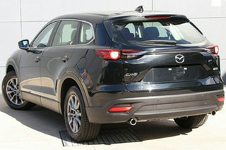 2020 Mazda CX-9 TC Sport SKYACTIV-Drive Jet Black 6 Speed Sports Automatic Wagon.