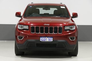 2016 Jeep Grand Cherokee WK MY15 Laredo (4x4) Red 8 Speed Automatic Wagon.