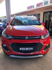 2018 Holden Trax TJ MY19 LTZ Absolute Red 6 Speed Automatic Wagon