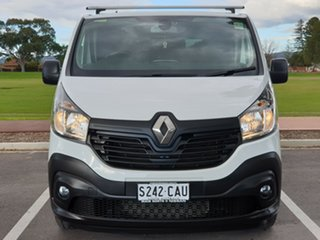 2015 Renault Trafic X82 103KW Low Roof SWB White 6 Speed Manual Van.