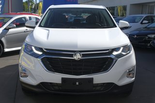 2017 Holden Equinox EQ MY18 LS FWD White 6 Speed Manual Wagon