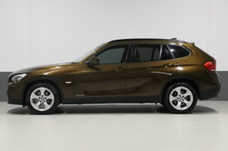 2010 BMW X1 E84 sDrive 18I Brown 6 Speed Automatic Wagon
