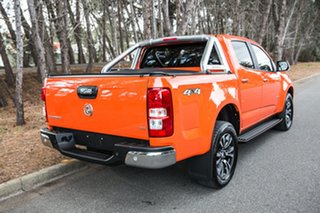 2018 Holden Colorado RG MY18 LTZ Pickup Crew Cab Orange 6 Speed Sports Automatic Utility