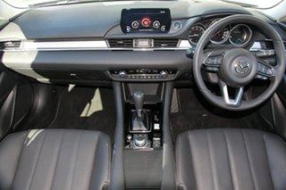 2018 Mazda 6 GL1032 GT SKYACTIV-Drive Deep Crystal Blue 6 Speed Sports Automatic Wagon