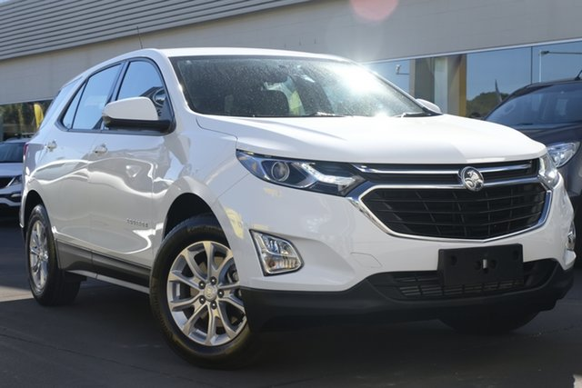Used Holden Equinox EQ MY18 LS FWD, 2017 Holden Equinox EQ MY18 LS FWD White 6 Speed Manual Wagon