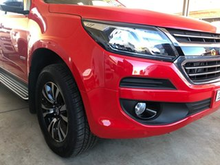2017 Holden Colorado RG MY18 LTZ (4x4) Absolute Red 6 Speed Manual Crew Cab Pickup.