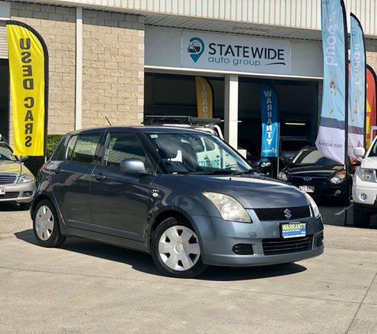 Used Suzuki Swift RS415 GLX, 2006 Suzuki Swift RS415 GLX 4 Speed Automatic Hatchback