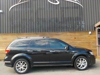 2013 Fiat Freemont JF Base Black 6 Speed Automatic Wagon.