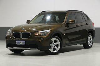 2010 BMW X1 E84 sDrive 18I Brown 6 Speed Automatic Wagon.