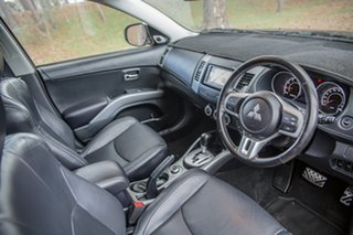2011 Mitsubishi Outlander ZH MY11 VR-X Grey 6 Speed Sports Automatic Wagon