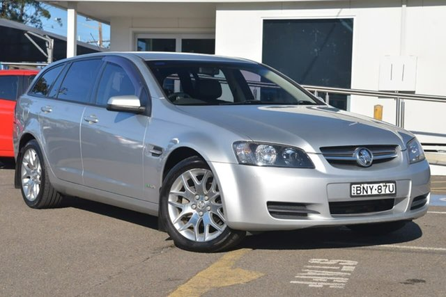 Used Holden Commodore VE MY10 International Sportwagon, 2010 Holden Commodore VE MY10 International Sportwagon Silver 6 Speed Sports Automatic Wagon