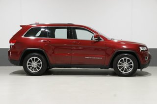 2016 Jeep Grand Cherokee WK MY15 Laredo (4x4) Red 8 Speed Automatic Wagon