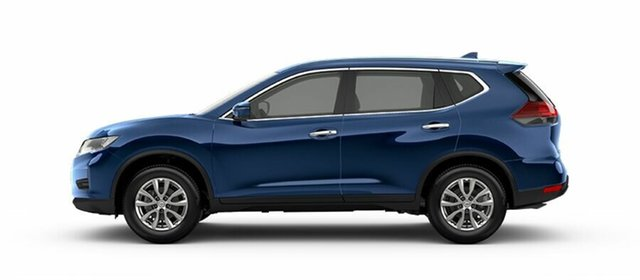 New Nissan X-Trail T32 Series II ST X-tronic 4WD, 2019 Nissan X-Trail T32 Series II ST X-tronic 4WD Marine Blue 7 Speed Constant Variable Wagon