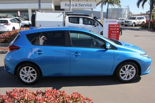 2018 Toyota Corolla ZRE182R Ascent Sport S-CVT Blue Gem 7 Speed Constant Variable Hatchback.