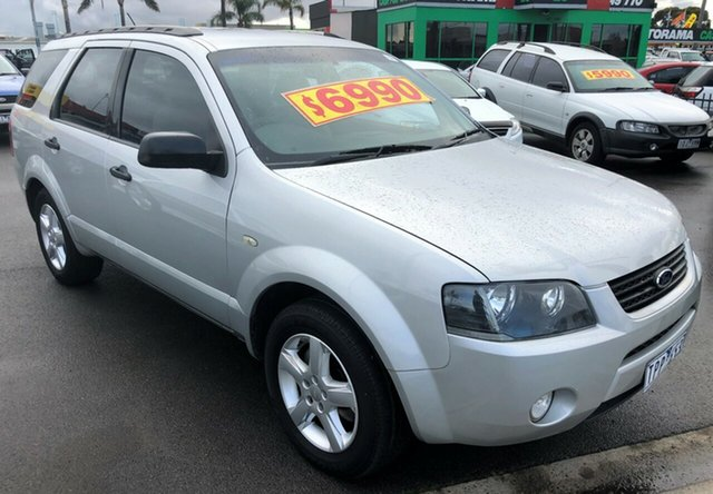 Used Ford Territory  , 2005 Ford Territory TS with 110000KM ONLY!! 4 Speed Sports Automatic Wagon