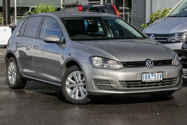 Used Volkswagen Golf VII MY17 92TSI DSG Comfortline, 2017 Volkswagen Golf VII MY17 92TSI DSG Comfortline Silver 7 Speed Sports Automatic Dual Clutch
