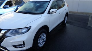 2019 Nissan X-Trail T32 Series II ST-L X-tronic 4WD Ivory Pearl 7 Speed Constant Variable Wagon.