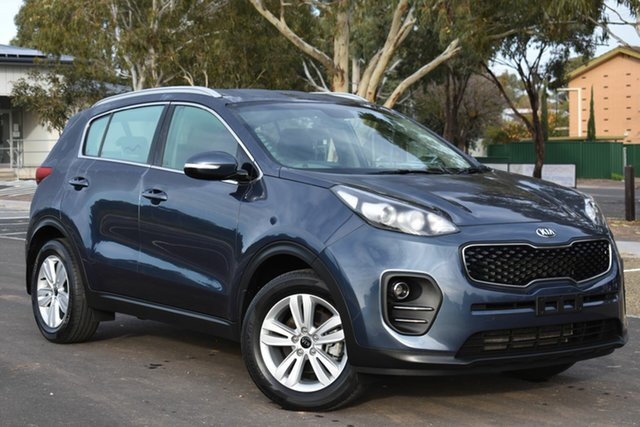 Used Kia Sportage QL MY17 Si 2WD, 2017 Kia Sportage QL MY17 Si 2WD Blue 6 Speed Sports Automatic Wagon