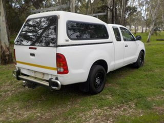 2009 Toyota Hilux GGN15R MY09 SR Xtra Cab 4x2 5 Speed Automatic Utility