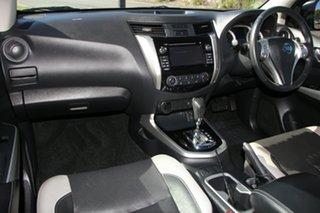 2017 Nissan Navara D23 S2 ST N-SPORT Blue 7 Speed Sports Automatic Utility