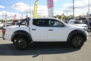2018 Nissan Navara D23 S3 ST Polar White 7 Speed Sports Automatic Utility.